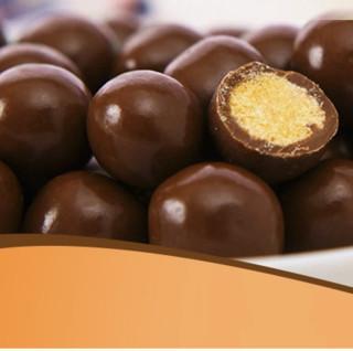 Maltesers 麦提莎 麦丽素 夹心巧克力 465g*2桶