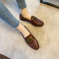 exull 依思Q  8115400880 女士复古小皮鞋