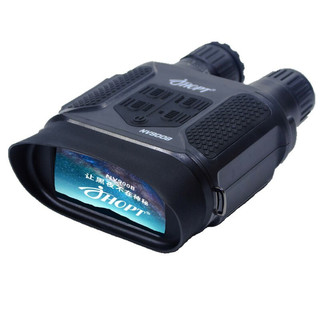 JHOPT 巨宏NV系列双筒数码夜视仪 高清大屏幕可全黑拍摄录像带红外线