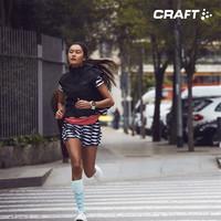 CRAFT 夸夫特 女款二合一运动短裤 Breakaway