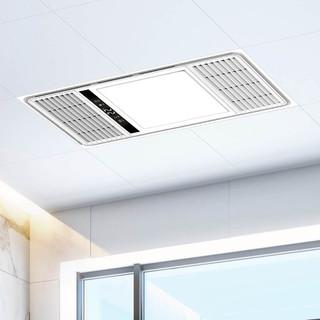 OPPLE 欧普照明 双核强暖 智能触控 除臭除潮浴霸 卫生间浴室暖风机适用集成吊顶
