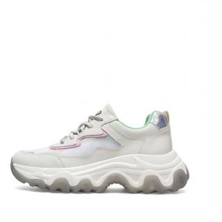 Teenmix/天美意 6OP25BM1 厚底老爹鞋