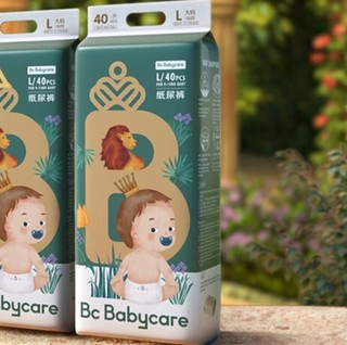 babycare 皇室木法沙的王国系列 纸尿裤