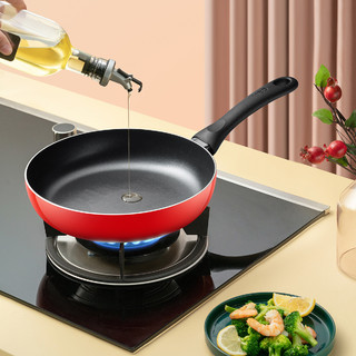 ASD 爱仕达 JL24G2WG 煎锅(24cm、红色)