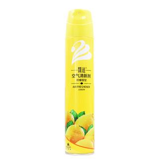 凯达 中山(AESTAR)空气清新剂柠檬香型去除异味室内户外卧室卫生间厕所汽车净化空气清新喷雾剂320ml