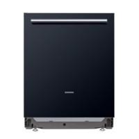 PLUS会员:SIEMENS 西门子 SJ634X00JC 嵌入式洗碗机 12套 黑色门板