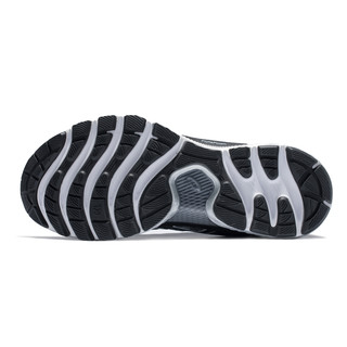 ASICS 亚瑟士 GEL-NIMBUS 22 (4E)男子跑鞋 1011A682-100 白色/黑色 39.5
