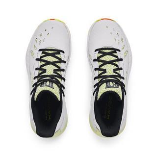 UNDER ARMOUR 安德玛 Hovr Havoc 3 中性篮球鞋 3023088-104 白色/黄色 35.5