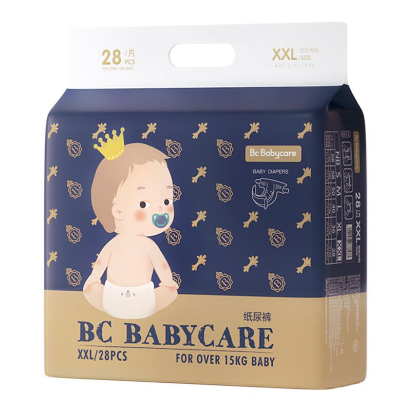 babycare 皇室弱酸系列 纸尿裤 XXL28片