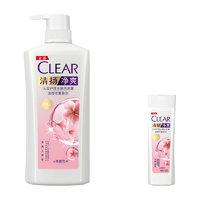 CLEAR 清扬 清樱花露香型去屑洗发露 720g+100g