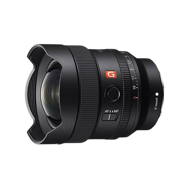 SONY 索尼 FE 14mm F1.8 GM 全画幅超广角大光圈定焦G大师镜头 索尼E卡口 镜头后端插入式