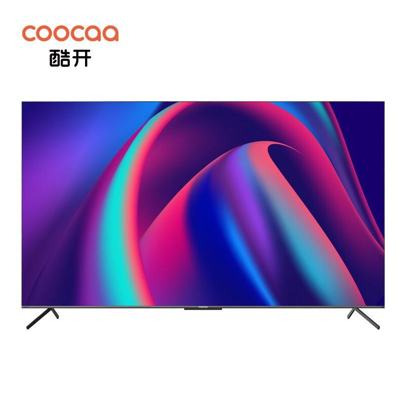 18日预售 : coocaa 酷开   86C70 MAX86 86英寸 4K 平板电视