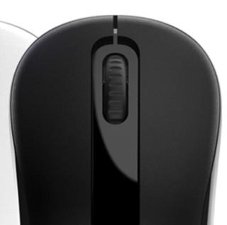 RAPOO 雷柏 M211 2.4G无线鼠标 1000DPI 黑色