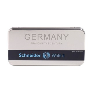 Schneider 施耐德 钢笔 云石