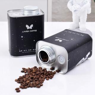 PLUS会员 : LAVIDA 唯地 观测者 云南咖啡豆200g罐装 天文系列 中度烘焙