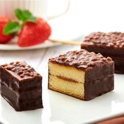 达利园  好醇巧克力味蛋糕 750g