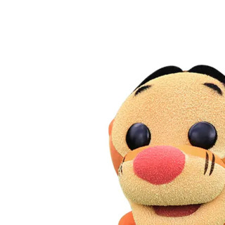HOT TOYS 狂热玩具 小熊维尼 跳跳虎