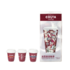 COSTA 咖世家 冷冰萃即溶速溶无蔗糖黑咖啡整盒装 混合口味 3g*12 意式拼配*1