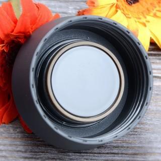 带茶网真空不锈钢水杯保温杯 390ml 黑色