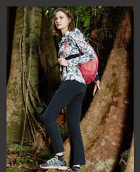 TOREAD 探路者 探路者女长裤春夏新款户外运动裤宽松薄款休闲裤登山裤KAMG82530