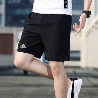 adidas 阿迪达斯 阿迪达斯2021春季新款阿迪达斯男子短裤透气宽松休闲裤跑步运动五分裤