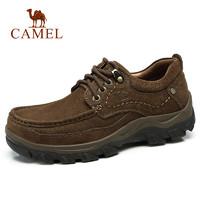 CAMEL 骆驼 男士登山鞋 A732307550 咖啡色 38