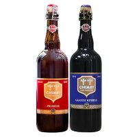 CHIMAY 智美 红蓝帽啤酒 750ml*2瓶 礼盒装