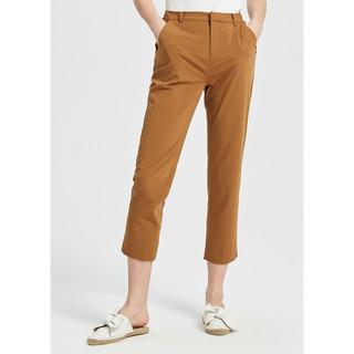 ME&CITY 547M20399C657 女士直筒裤