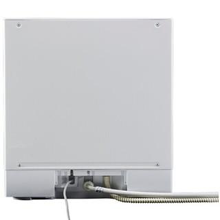 Panasonic 松下 强烘干系列 NP-TH1WECN 台式洗碗机 6套 月光白