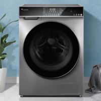 新品首发:LittleSwan 小天鹅 TG100V66WIADY 滚筒洗衣机 10KG( 巡航除菌克拉彩屏)