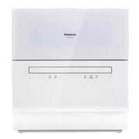 Panasonic 松下 NP-TH1WECN 台上式洗碗机 6套