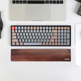 Keychron K2/K4 键盘掌托 胡桃木