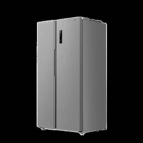 Panasonic 松下 NR-EW57S1-S 风冷对开门冰箱 570L 尊雅银