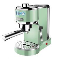 马克西姆夏朗德MKA71复古咖啡机意式浓缩半自动家用小型蒸汽奶泡 绿色