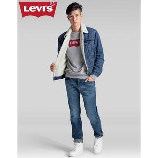 限尺码 : Levi's 李维斯 21195-0001 男士牛仔外套