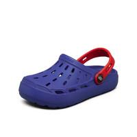 20点开始、限尺码:SKECHERS 斯凯奇 男童鞋 疏水透气一脚蹬洞洞鞋