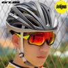 GUB M8 mips公路车自行车头盔骑行头盔一体成型龙骨男女 银色 均码