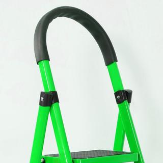 GULEINUOSI 古雷诺斯 N601-06 家用折叠梯子 绿色 五步