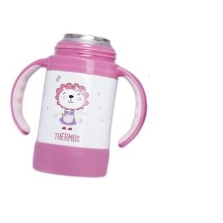 THERMOS 膳魔师 FEC-283S 儿童吸管杯 粉色 280ml