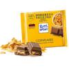 RitterSport 瑞特斯波德 玉米片牛奶巧克力 100g*3包