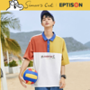 EPTISON 衣品天成 西蒙的猫联名款 AMV018W 男士POLO衫