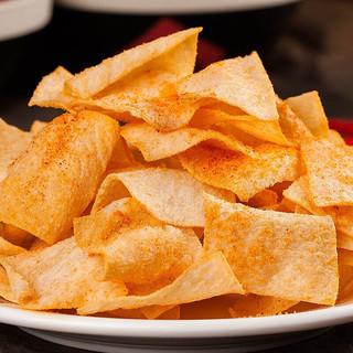 帝式 网红山药薄片分享装山药片网红零食脆薯片锅巴办公室小吃休闲食品 混合口味3包
