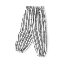 女童休闲灯笼裤