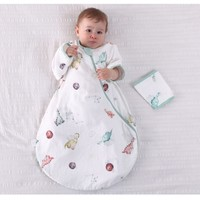 PIPILE 皮皮乐 婴儿三层纱布款睡袋 XS