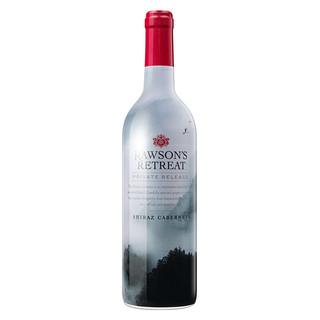 Penfolds 奔富 澳大利亚进口红酒 洛神山庄私家臻藏设拉子赤霞珠红葡萄酒  750ml