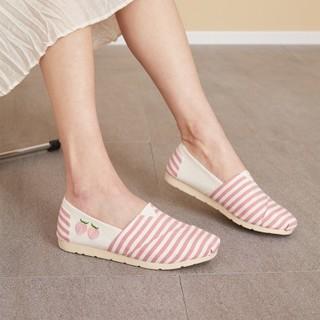 hotwind 热风 H030W1538214 女士平底乐福休闲鞋