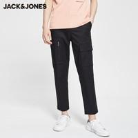 JACK JONES 杰克琼斯 220214517-421374 工装休闲裤
