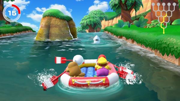 "Nintendo 任天堂 《超级马力欧派对》今日首发!""超级马力欧""系列9款amiibo全新上线"