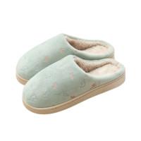馨友 男女款棉拖鞋 TMXYTD0001 浅绿 36-41
