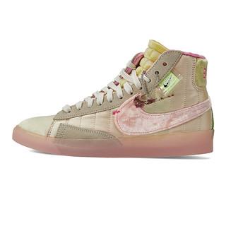 NIKE 耐克  耐克2021年新款女子W BLAZER MID REBEL休闲鞋DD8482-163